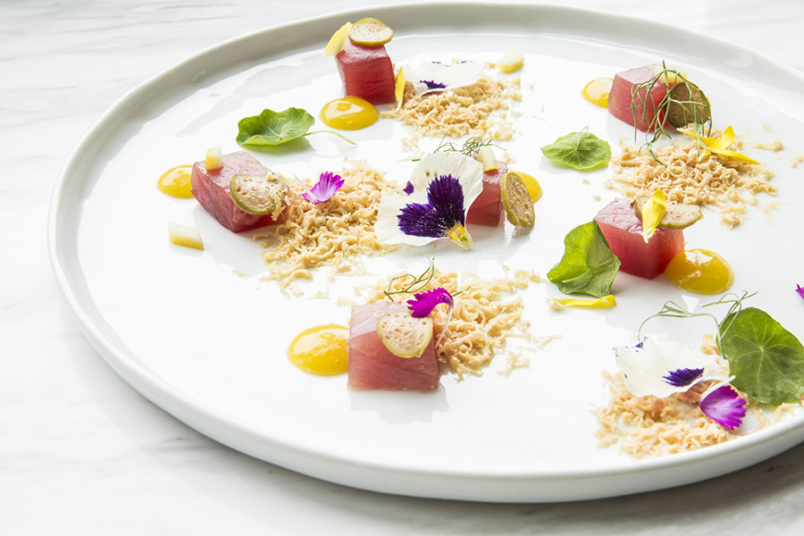 Jim Crane's New Restaurants Open with a Chef Dream Team