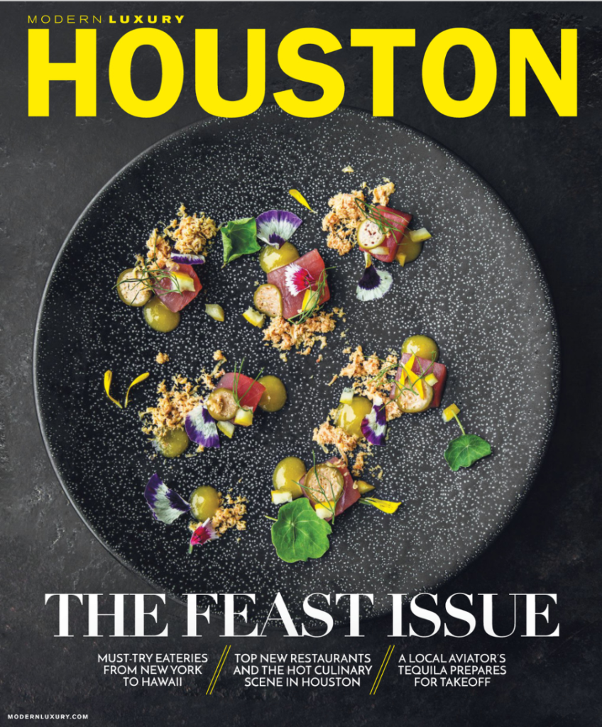 The Feast Issue – Modern Luxury
